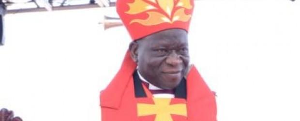 Message from Bishop James, Mityana Diocese