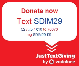Raise money through Just Text Giving