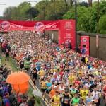 Seb completes the London Marathon for MPT