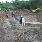 Work starts on water project at Mugungulu