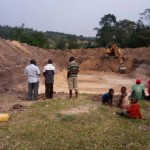Work begins on new reservoir at Kalembe