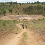 Kyakadali valley tank – work progress