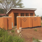 Refurbishing latrines