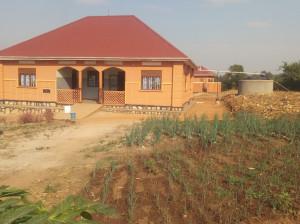 Clinic garden